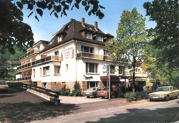 Hotel Pension Tannenhain - Hotel Spessart Bad Orb