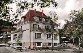 Pension Tannenhain - Hotel Spessart Bad Orb