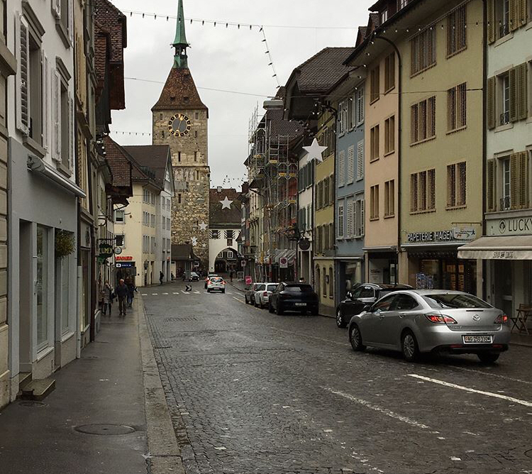 Stadt Aarau Limo.ch