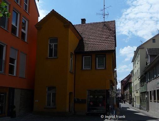 Reutlingen, Krämergasse