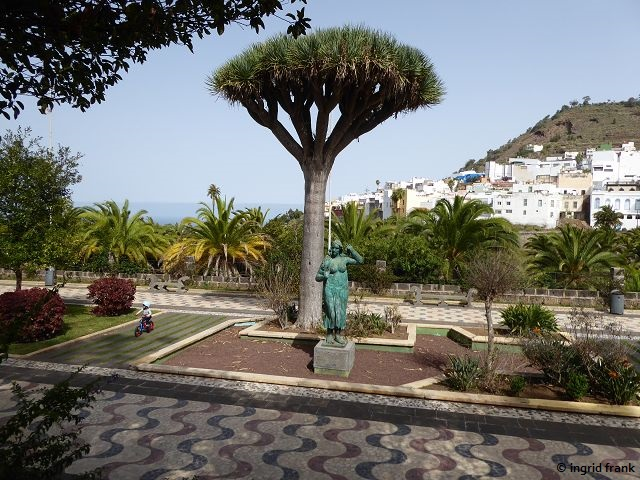 15.02.2020 - Gran Canaria, Arucas, Parque de Municipal