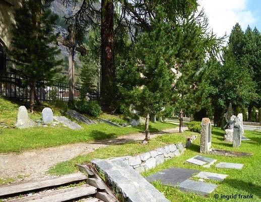 Bergsteigerfriedhof