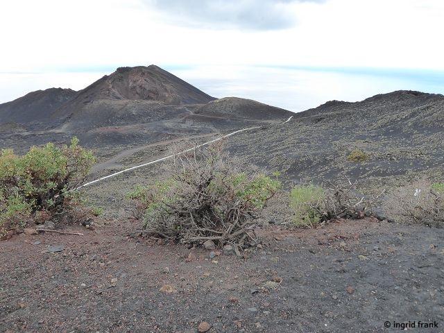 19.02.2018 - Blick zum Vulkan Teneguia