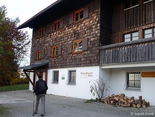 Das Ravensburger Haus in Steibis