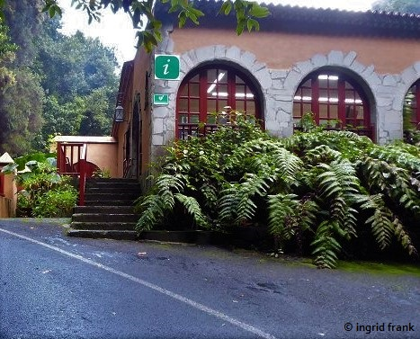Centro de Visitantes Los Tilos