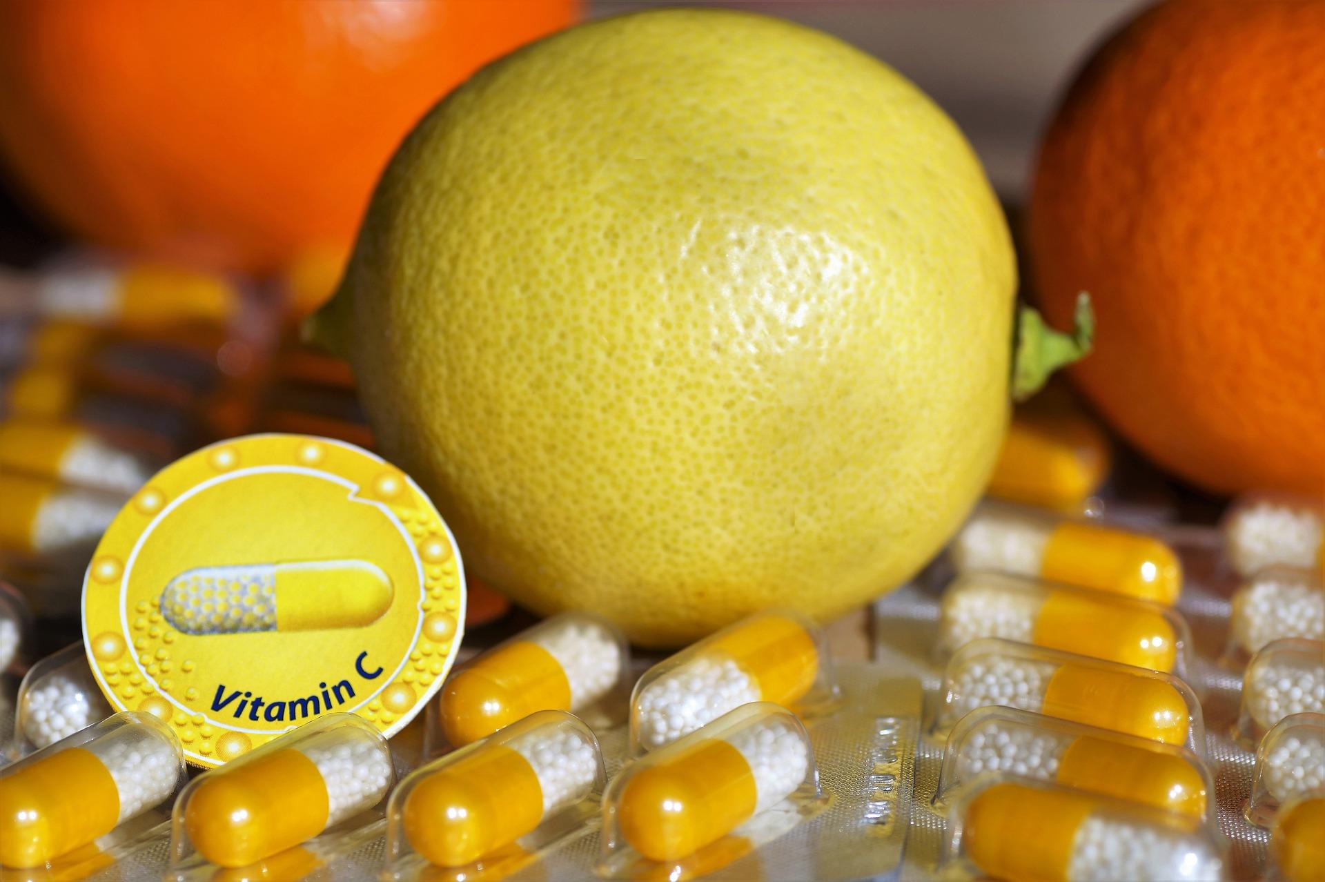Vitamin-C - haben wir wirklich ausreichende Vitamin-C-Reserven in uns?