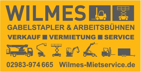 WIlmes Mietservice, Siedlinghausen