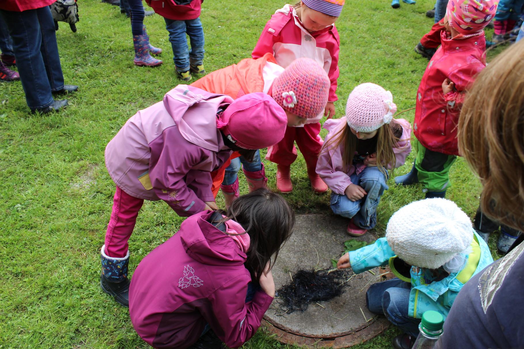 Kindergarten St. Vitus - Familienfest Foto: Michaela Strobl