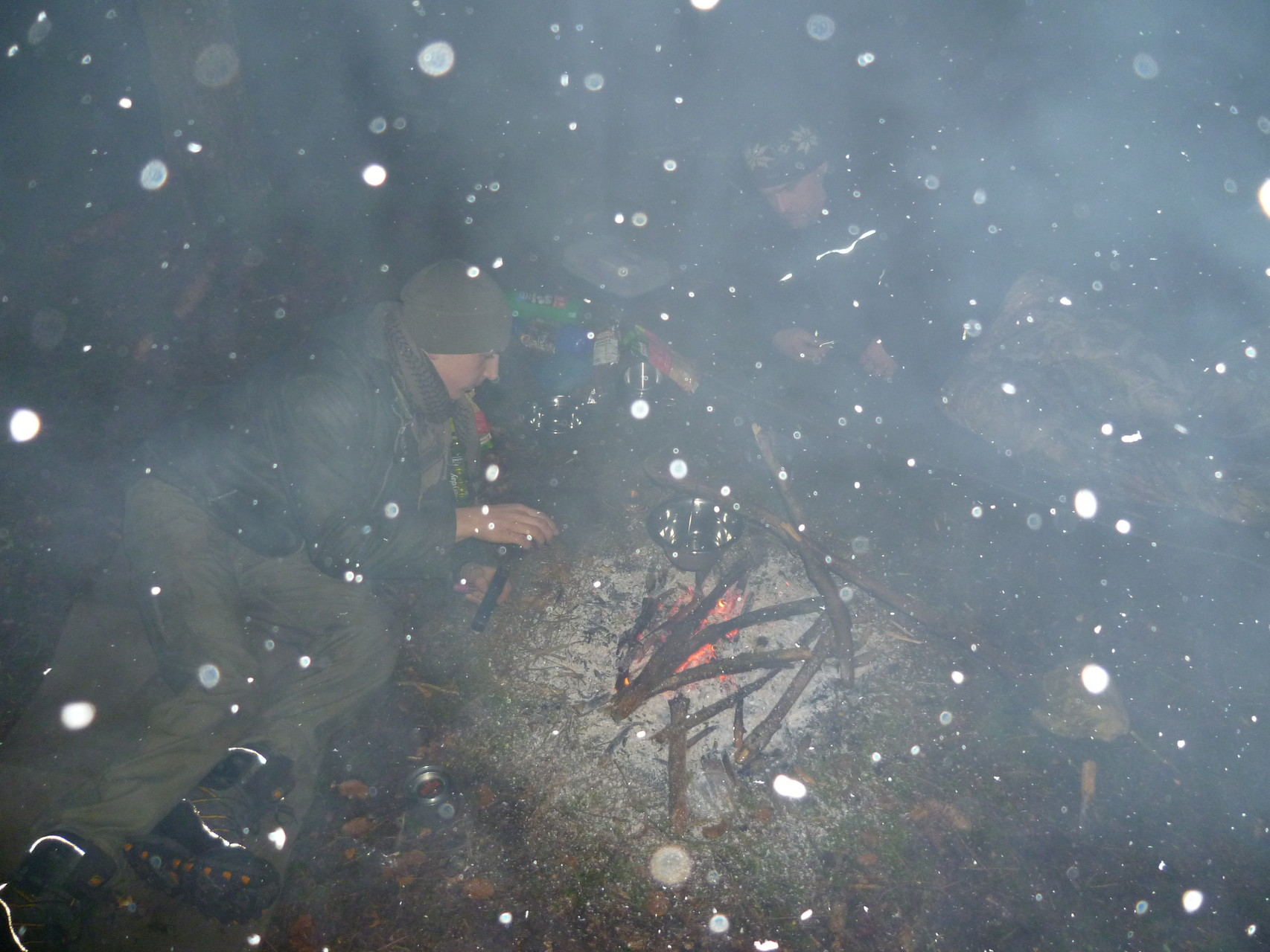 Winter-Survival 2016 Foto: Mario Groth