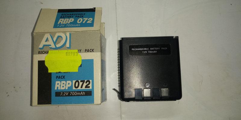 entrega rápida 2000mah 1a Service Blaupunkt ax120 universal ni-mh batería 6v