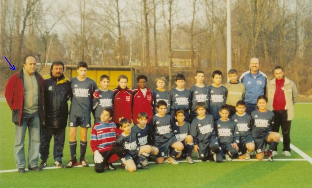 1.D-Junioren 2003-04