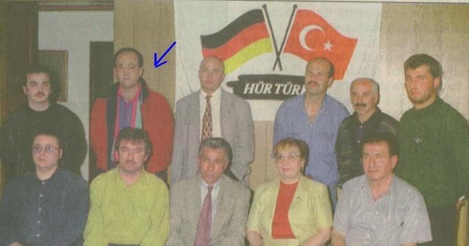 Vorstand 1998/99