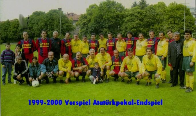 Atatürk pokal 1999-2000