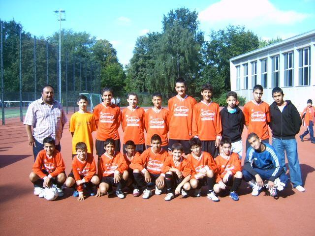 2.C Jugend Saison 2006/07