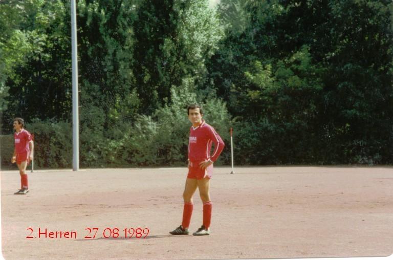 2. Herren 1989