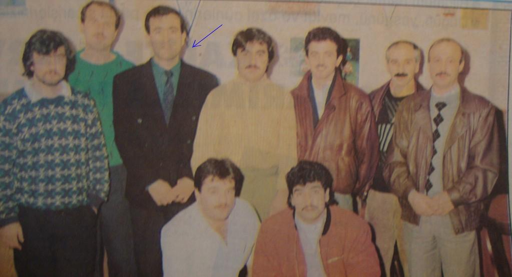 1990/91 Vorstand