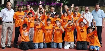 2.D Junioren-Aufstieg 2006-07