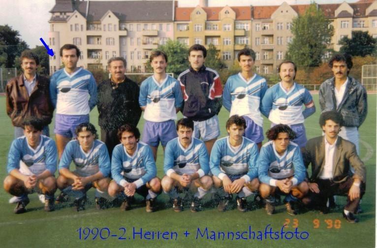 2. Herren 1990