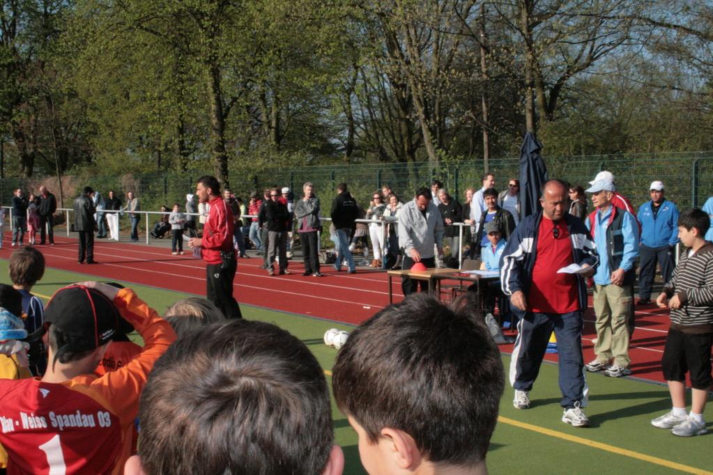 Ostern auf dem Jahnsportplatz 2010