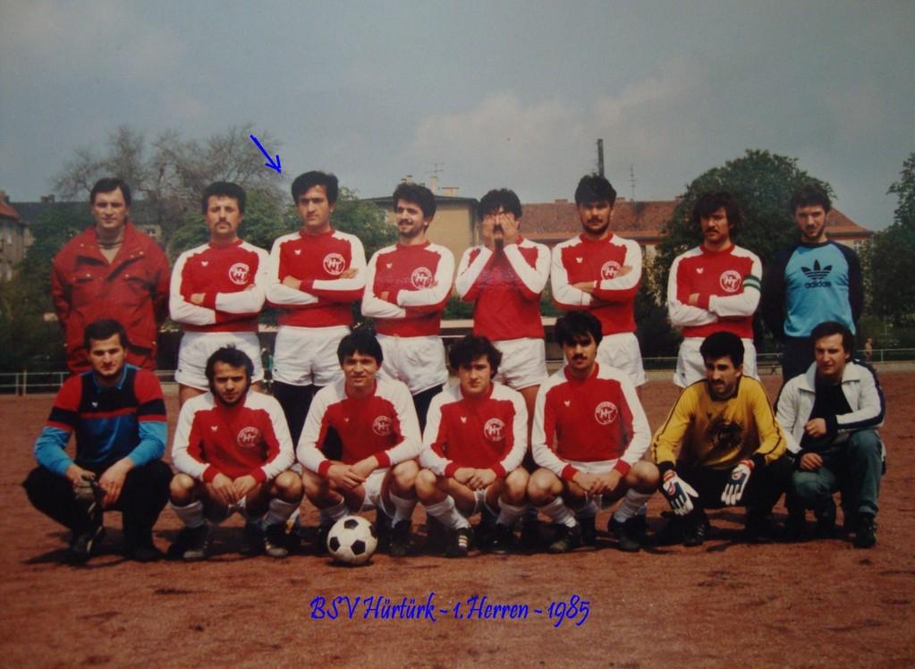1. Herren 1985