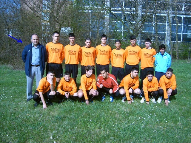 2.B Jugend 2007/2008