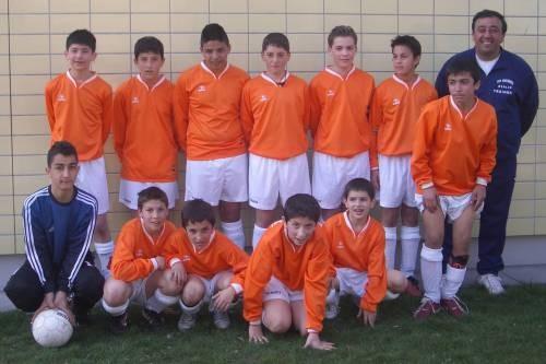 1.D Jugend Saison 2004/05