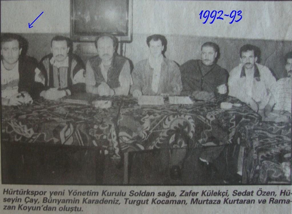 Vorstand 92/93