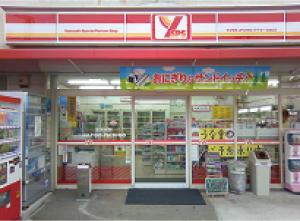 (6)ニューヤマザキデイリーストア 道明寺駅前店