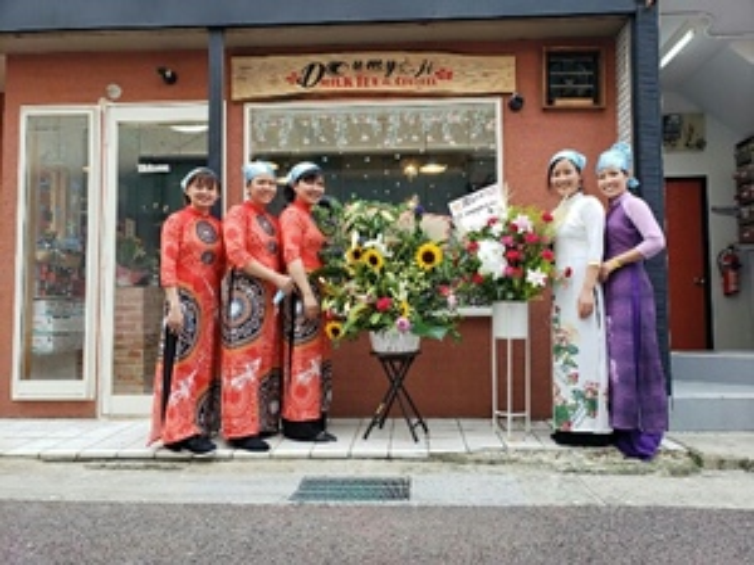 (30)ベトナム カフェ 102 Domyoji MilkTea&Coffee