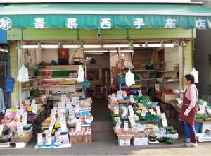 (17)果物・野菜 青果西手商店