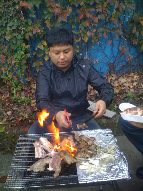 And More BBQ