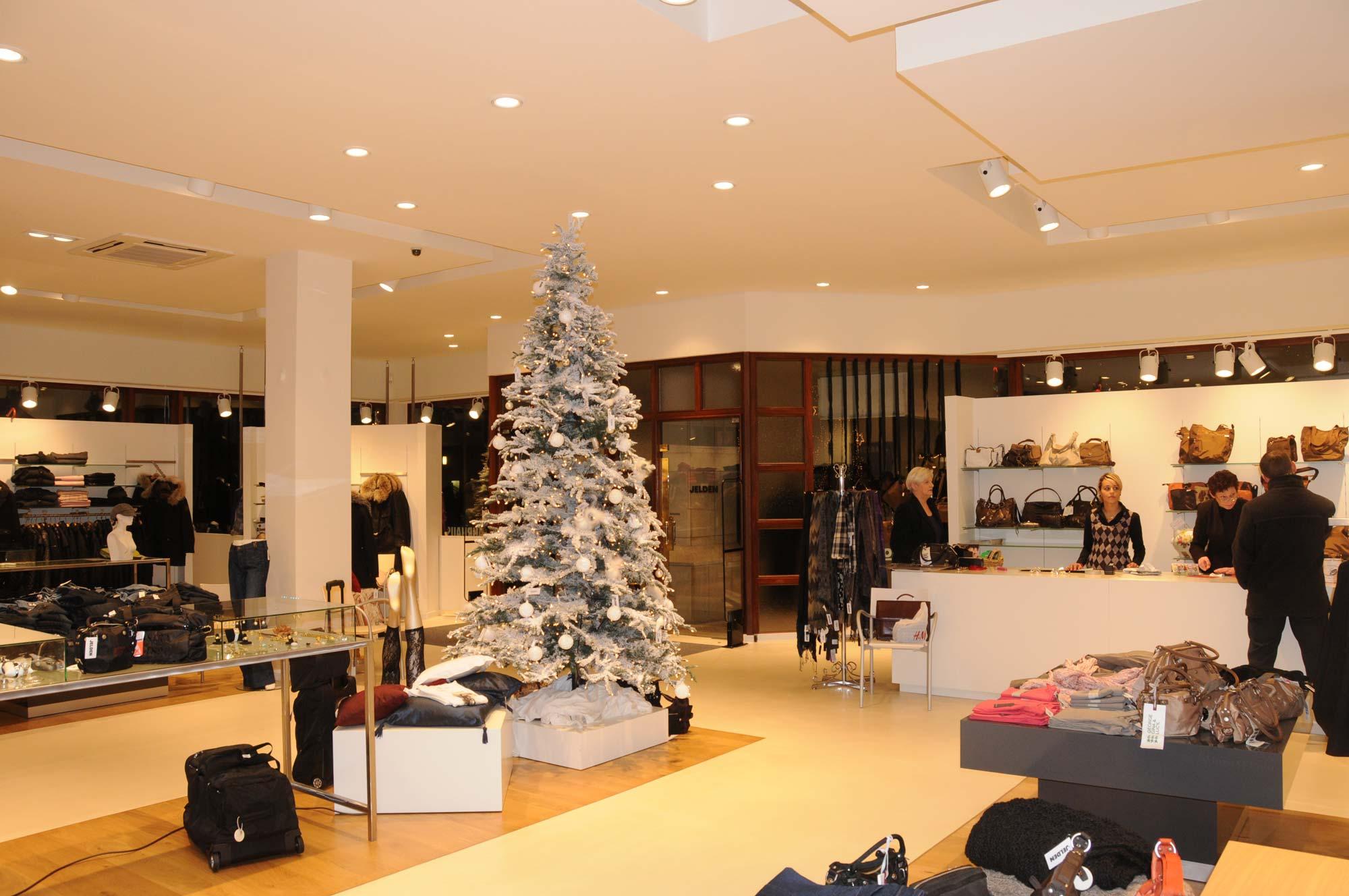 Shop-Ausbau 2009