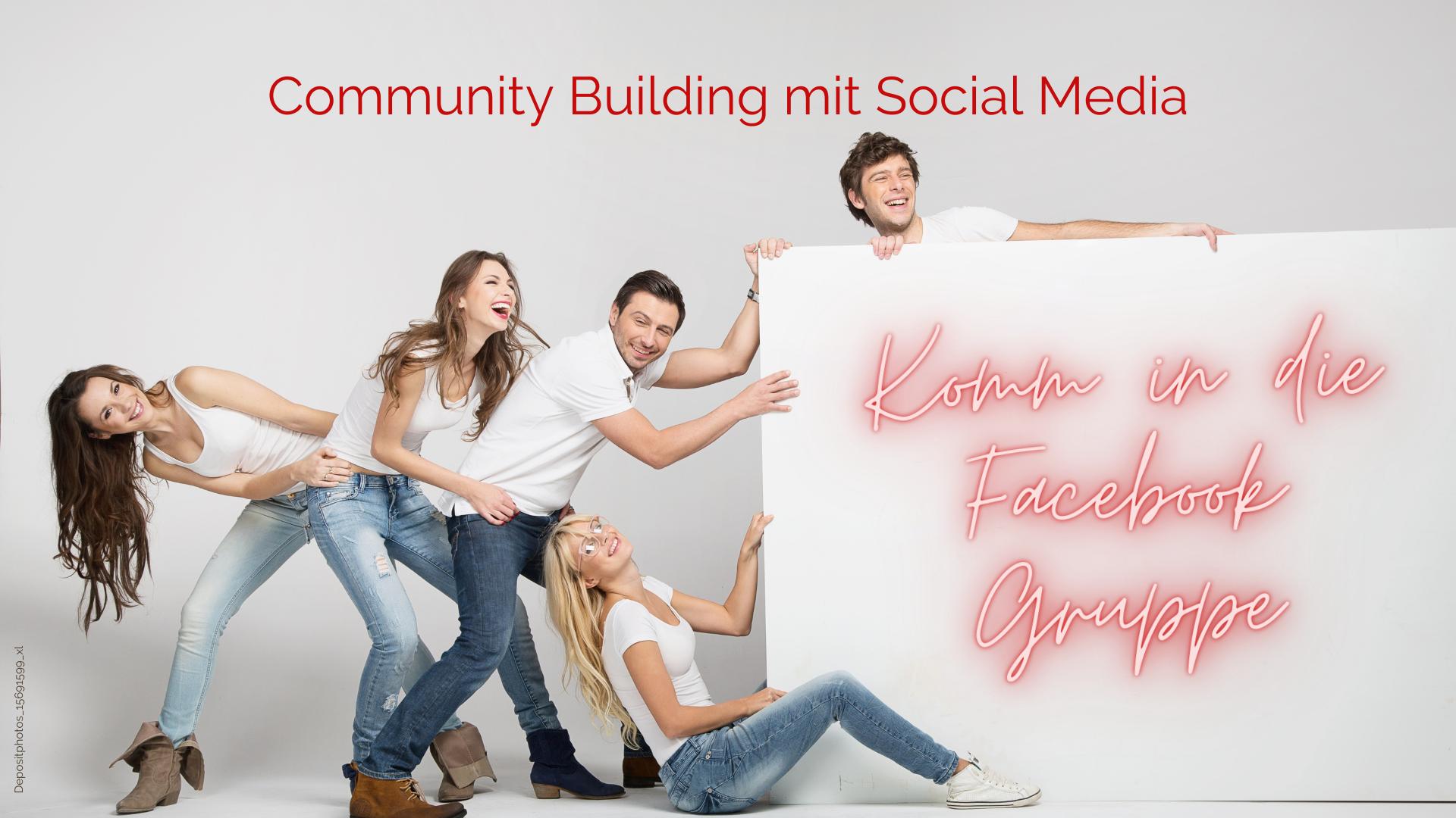 Facebook Gruppen als Marketing Methode
