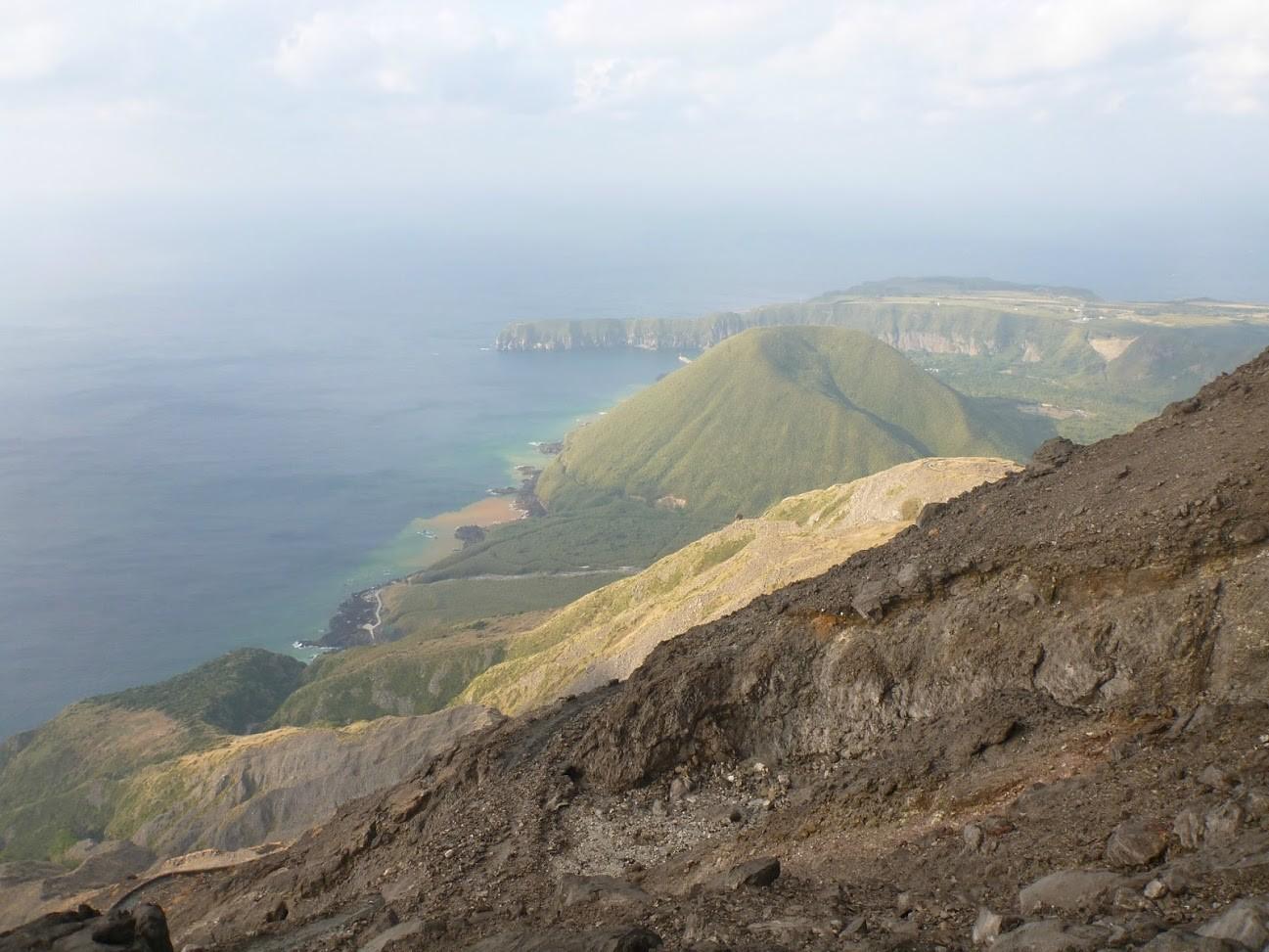 Mt. Satsuma-Iwo