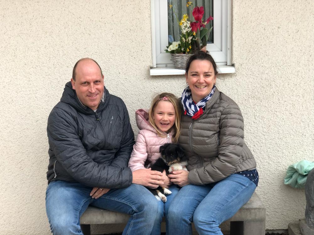 GaudiGismo unser kleiner Turbowedler darf zu seiner lieben Familie nach Oberhausen ziehen
