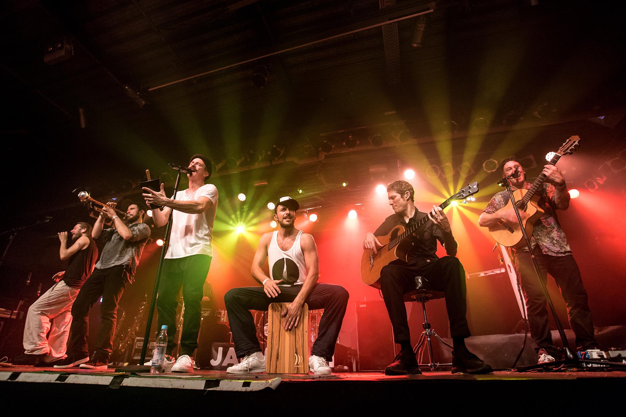 Jamaram - Backstage, München