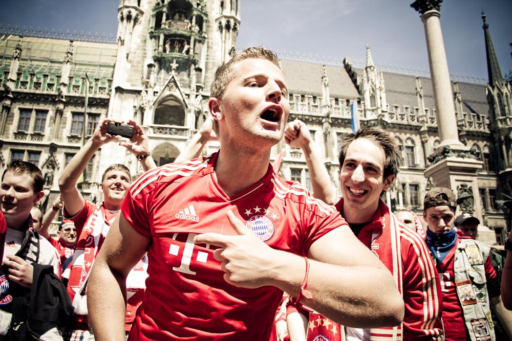 CL Finale dahoam 2012 - München