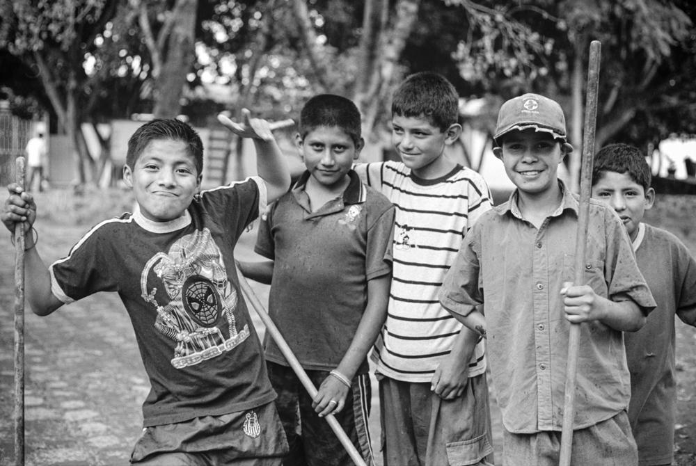 Kinderheim Ipoderac - Puebla, Mexiko
