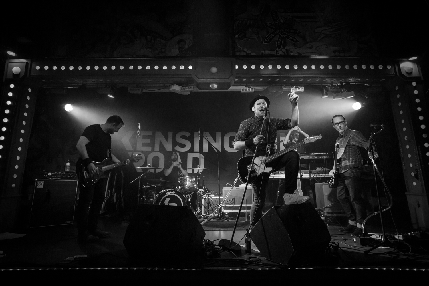Kensington Road - Rock at Sage, Berlin