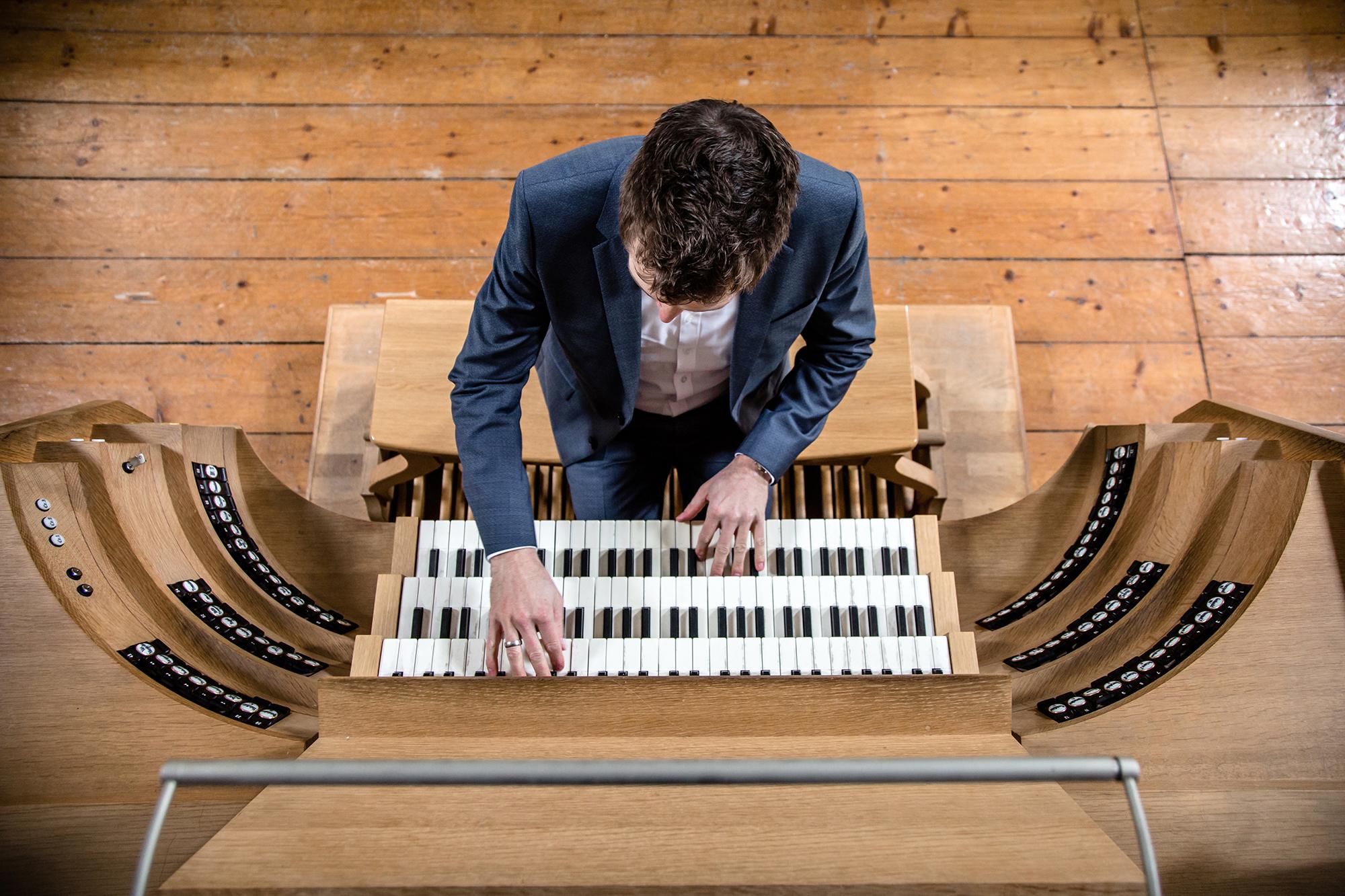 Christian Bischof, Organist - München