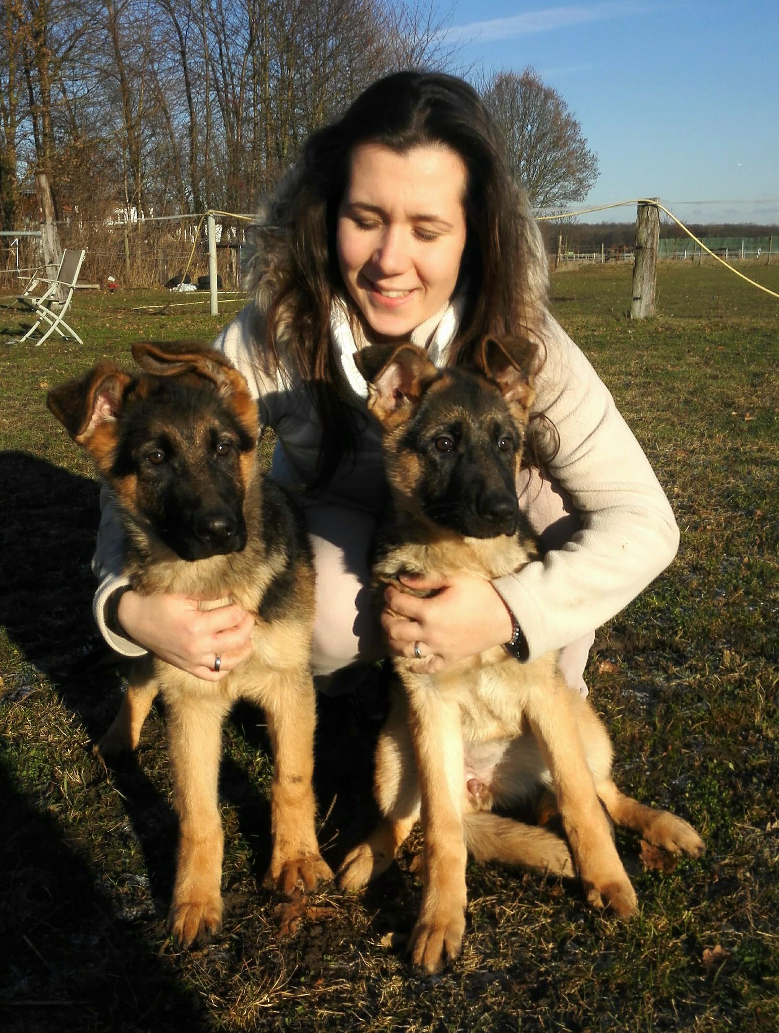 Ux und Uschka 13 Wochen