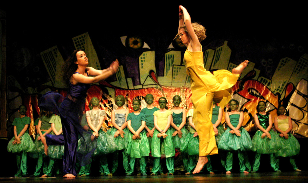 KaRi-dance.STUDIO - Zauberland von Oz - 2006 (Foto Andreas Riedmiller)