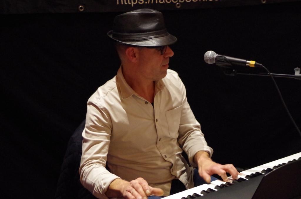 Pascal Pianiste Chanteur de Rockandco