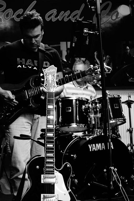 Eric le Guitariste de Rockandco