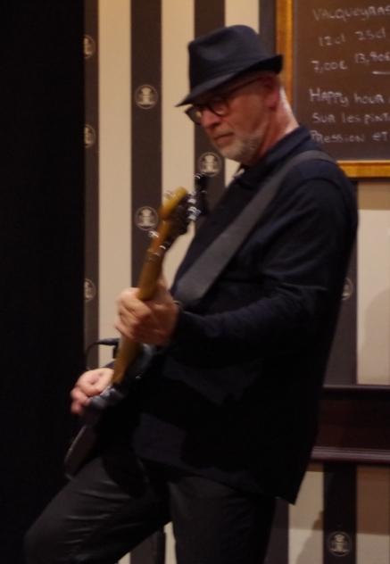 Stéphane le Bassiste de Rockandco