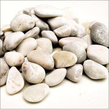 Decorative stones piedras decorativas pd pura piedra for Piedra de rio blanca precio