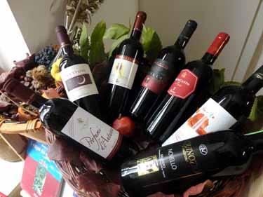 2011年の新酒ノヴェッロ