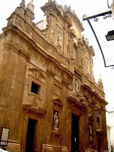 ガッリーポリの聖堂