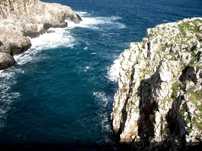 オートラントあたり海はきれいです Hitomi-Itoさん撮影