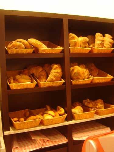 マテラのパン屋